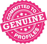 Committed to Genuine Profiles Badge