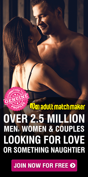 AdultMatchMaker registration banner