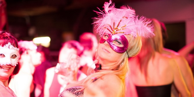 Saints & Sinners Ball - Australia's raunchiest party!